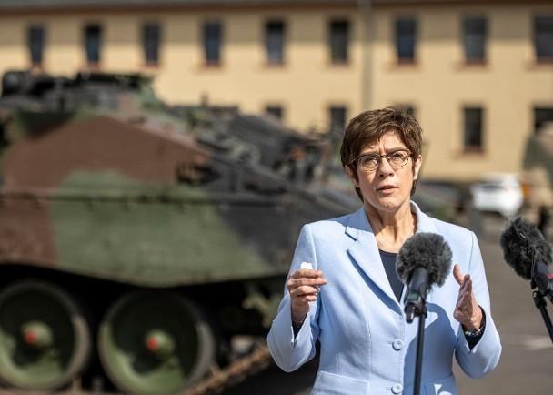 """Đức và Nhật Bản lần đầu tiên tổ chức hội đàm """"2+2"""" thảo luận hợp tác đối phó Trung Quốc ảnh 1"""
