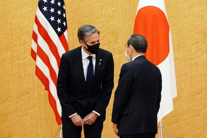 """Đức và Nhật Bản lần đầu tiên tổ chức hội đàm """"2+2"""" thảo luận hợp tác đối phó Trung Quốc ảnh 2"""