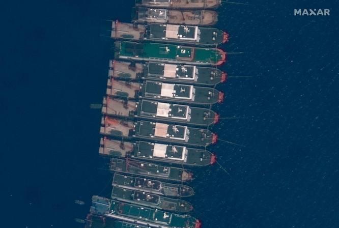 New York Times: Trung Quốc sử dụng số lượng lớn tàu dân quân nhằm kiểm soát Biển Đông ảnh 6
