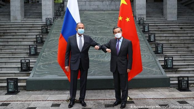 Báo Đức: Thế giới đang hình thành Chiến tranh Lạnh lớn giữa hai phe Mỹ và Trung Quốc ảnh 3