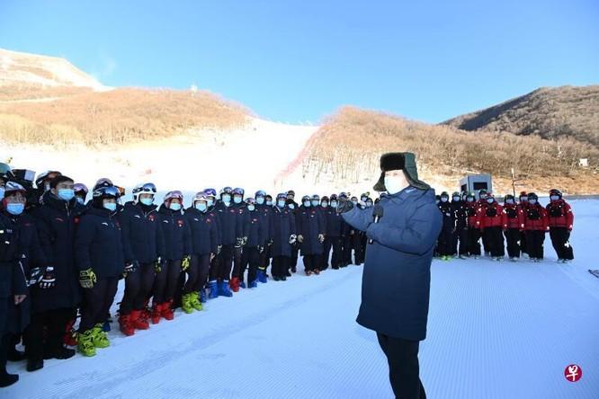 Mỹ tuyên bố xem xét cùng các đồng minh tẩy chay Olympic Mùa đông Bắc Kinh 2022 ảnh 5