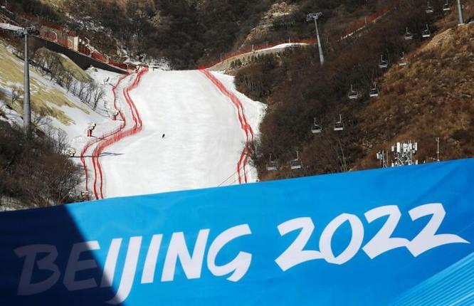 Mỹ tuyên bố xem xét cùng các đồng minh tẩy chay Olympic Mùa đông Bắc Kinh 2022 ảnh 4