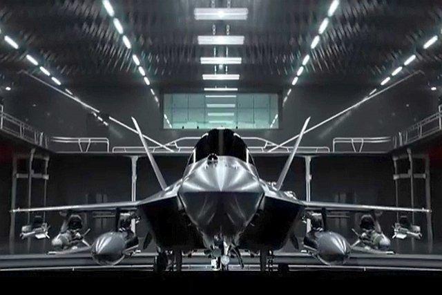Hàn Quốc trình làng máy bay chiến đấu siêu thanh tự chế KF-21 ảnh 1