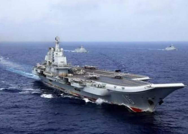 Biển Đông nổi sóng: các nhóm tác chiến tàu sân bay Mỹ - Trung cùng kéo vào tập trận ảnh 4