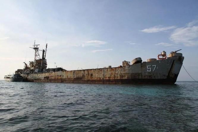 Biển Đông nổi sóng: các nhóm tác chiến tàu sân bay Mỹ - Trung cùng kéo vào tập trận ảnh 3