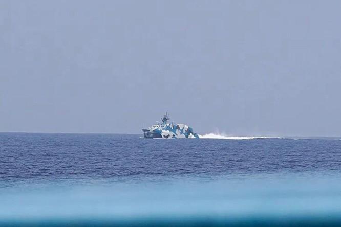 Biển Đông nổi sóng: các nhóm tác chiến tàu sân bay Mỹ - Trung cùng kéo vào tập trận ảnh 1