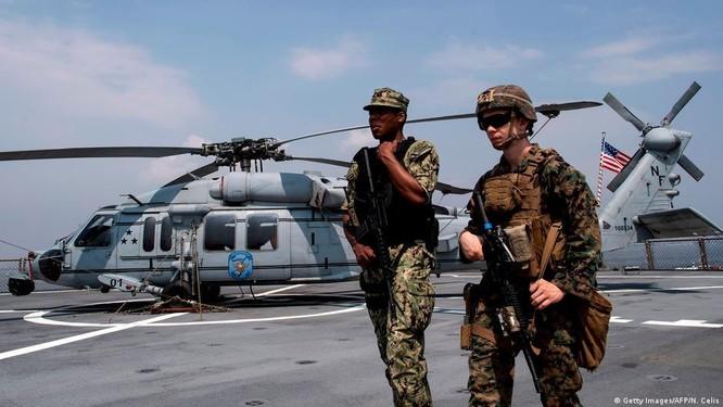 Đối phó hành động gây hấn của Trung Quốc, Philippines nối lại quan hệ hợp tác quân sự với Mỹ ảnh 1