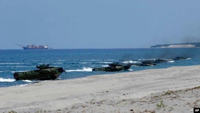 Đối phó hành động gây hấn của Trung Quốc, Philippines nối lại quan hệ hợp tác quân sự với Mỹ ảnh 3