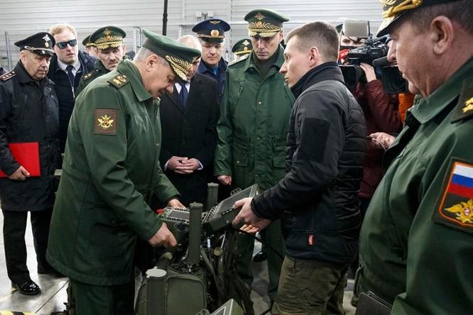 Quan hệ Ukraine – Nga căng thẳng, Nga triển khai robot chiến đấu tới biên giới chuẩn bị tham chiến ảnh 6