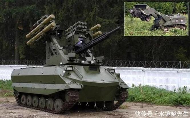 Quan hệ Ukraine – Nga căng thẳng, Nga triển khai robot chiến đấu tới biên giới chuẩn bị tham chiến ảnh 3