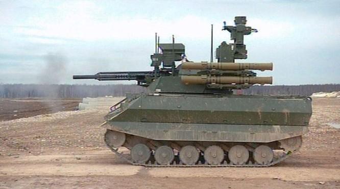 Quan hệ Ukraine – Nga căng thẳng, Nga triển khai robot chiến đấu tới biên giới chuẩn bị tham chiến ảnh 5