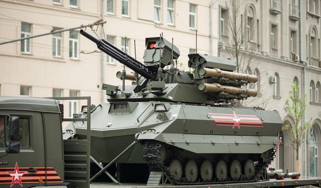 Quan hệ Ukraine – Nga căng thẳng, Nga triển khai robot chiến đấu tới biên giới chuẩn bị tham chiến ảnh 7
