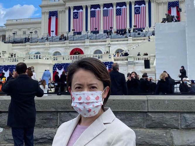 Đoàn đại biểu của ông Biden tới Đài Loan, Bắc Kinh giận dữ phản kháng ảnh 4