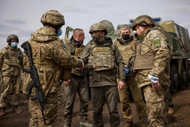 Điều vạn quân ra biên giới, Nga cảnh báo lạnh gáy với Ukraine, nguy cơ chiến tranh tái diễn? ảnh 3
