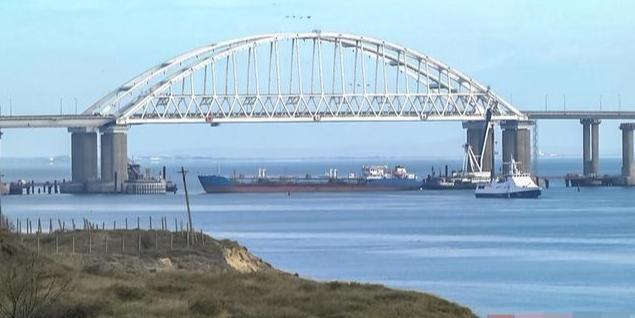 Nga đột ngột đóng cửa eo biển Kerch, tàu hải quân Ukraine không thể về cảng ảnh 3