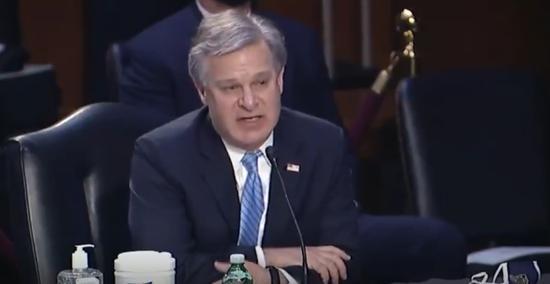 Giám đốc FBI Mỹ: cứ 10 giờ lại khởi động điều tra một vụ án mới về Trung Quốc ảnh 1