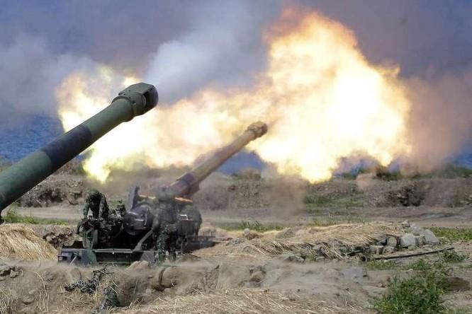 Bất chấp Trung Quốc phản đối, Mỹ sắp công bố đợt bán vũ khí mới pháo tự hành M-109A6 cho Đài Loan ảnh 3