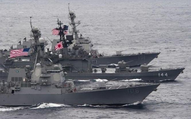 Trung – Nhật đấu khẩu gay gắt về hoạt động của Trung Quốc ở vùng biển quần đảo Senkaku/Điếu Ngư ảnh 5