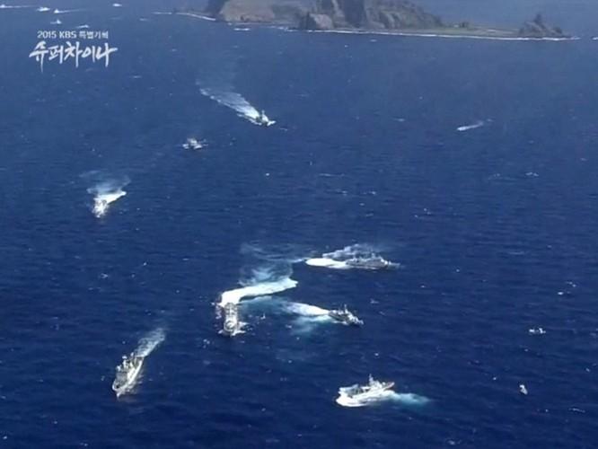 Trung – Nhật đấu khẩu gay gắt về hoạt động của Trung Quốc ở vùng biển quần đảo Senkaku/Điếu Ngư ảnh 2