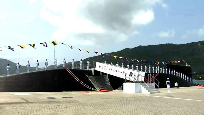 Giải mã ý đồ của Trung Quốc khi cùng lúc đưa vào biên chế 3 chiến hạm hiện đại nhất ảnh 4
