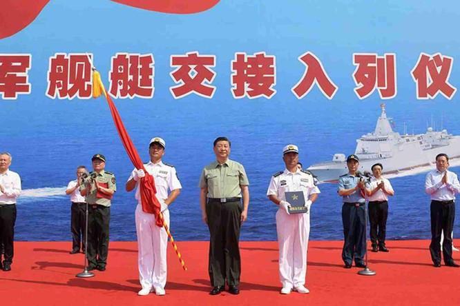 Khám phá tàu tấn công đổ bộ Hải Nam được truyền thông Trung Quốc hết lời ca ngợi ảnh 8