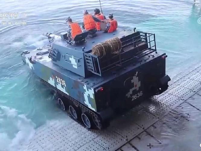 Khám phá tàu tấn công đổ bộ Hải Nam được truyền thông Trung Quốc hết lời ca ngợi ảnh 4