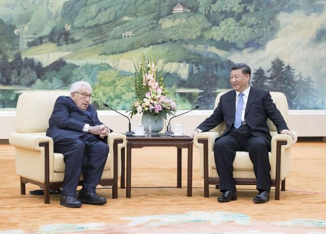 Cựu Ngoại trưởng Mỹ Henry Kissinger cảnh báo lạnh gáy về xung đột Mỹ - Trung ảnh 1