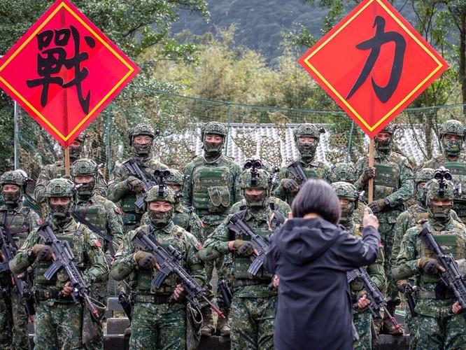 Trang tin Đa Chiều: Đài Loan đang ở vào thời điểm cực kỳ nguy hiểm, không có con đường thứ ba ảnh 3