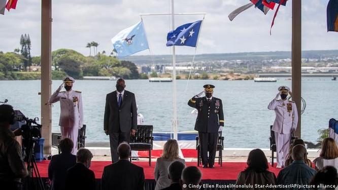 Bộ trưởng Quốc phòng Mỹ Lloyd Austin: cuộc chiến tranh sắp tới sẽ rất khác trước đây ảnh 1