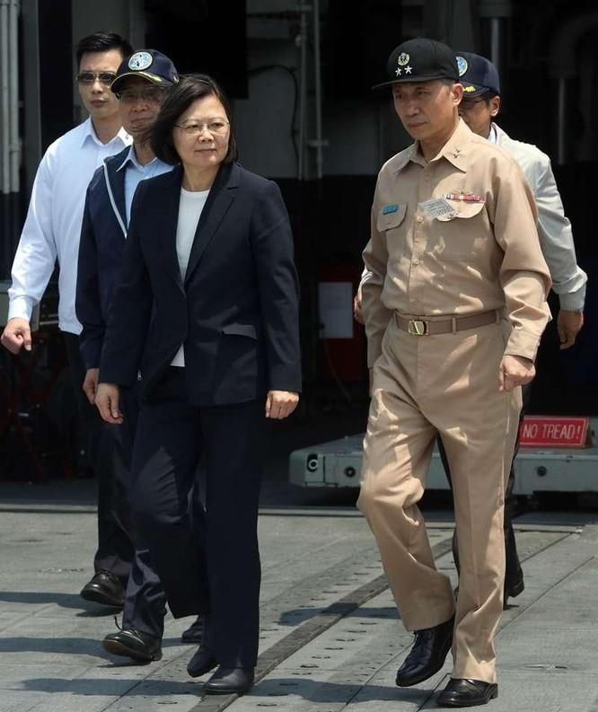 Mỹ mời Tư lệnh Hải quân Đài Loan dự lễ bàn giao chức Tư lệnh USINDOPACOM ảnh 3