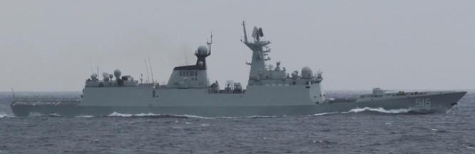 Trung Quốc đưa tàu chiến vào vùng biển đông bắc đảo Đài Loan, Nhật Bản và Đài Loan cùng giám sát ảnh 2