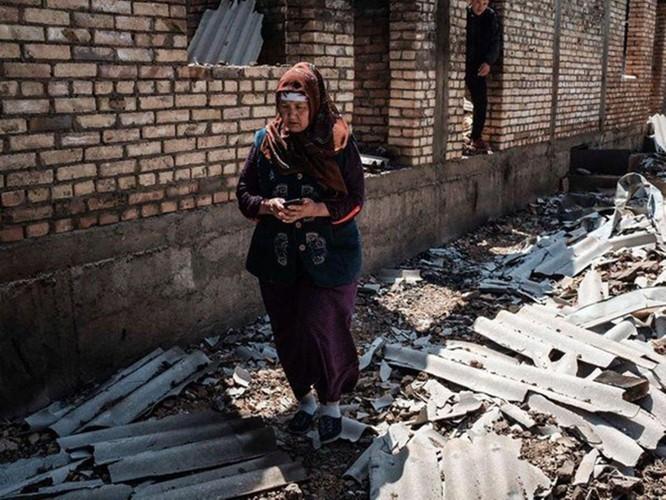 Phía sau vụ xung đột dẫm máu ba ngày vừa qua giữa Tajikistan và Kyrgyzstan ảnh 6