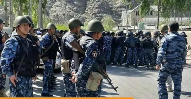 Phía sau vụ xung đột dẫm máu ba ngày vừa qua giữa Tajikistan và Kyrgyzstan ảnh 2