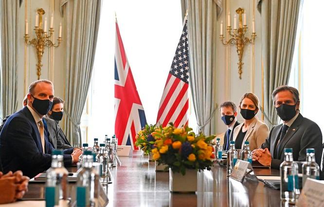Ngoại trưởng Mỹ Antony Blinken cảnh báo Trung Quốc không được thách thức trật tự quốc tế ảnh 1