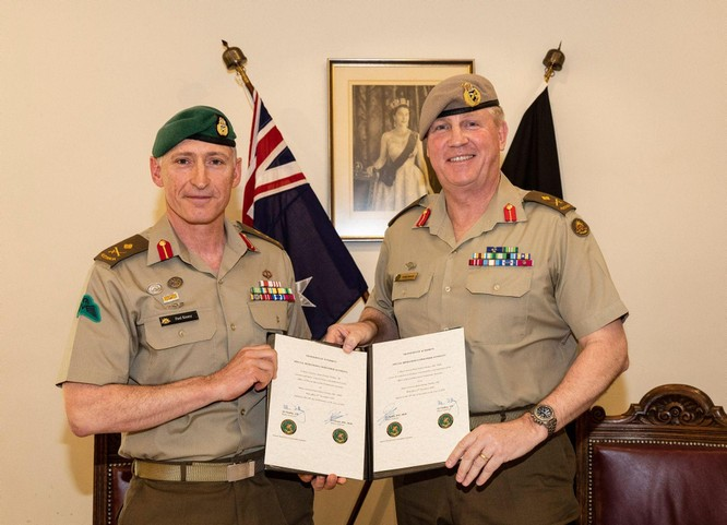 Tướng chỉ huy Australia: Trong tương lai rất có thể xảy ra chiến tranh với Trung Quốc ảnh 1