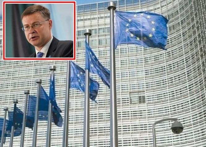 Liên minh châu Âu chính thức đình chỉ quá trình xem xét Hiệp định Đầu tư Trung Quốc - EU ảnh 1