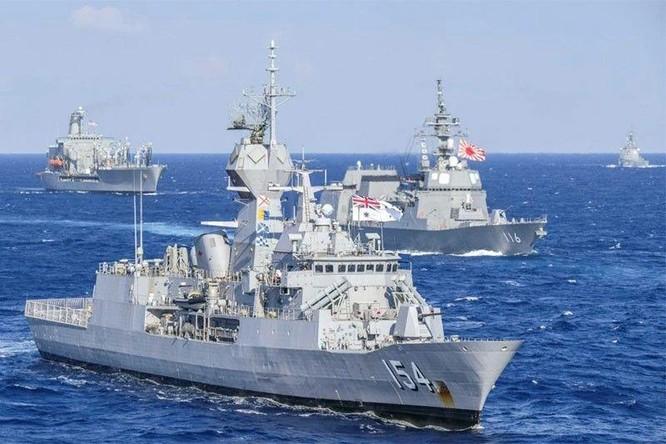 Tướng chỉ huy Australia: Trong tương lai rất có thể xảy ra chiến tranh với Trung Quốc ảnh 3