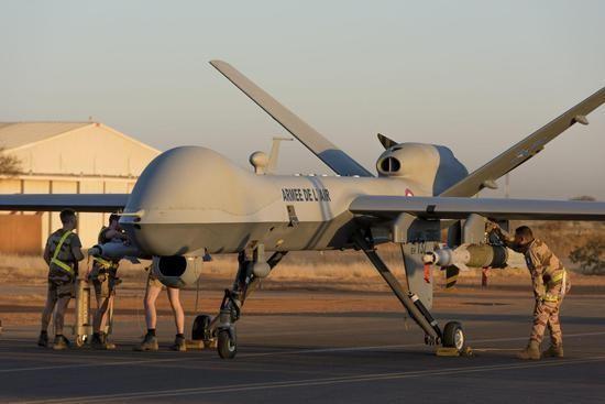 Từ đoạn video gây rúng động, giải mã khả năng và sức mạnh của phi đội UAV của Iran ảnh 3
