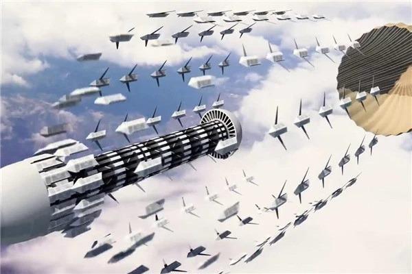 Từ đoạn video gây rúng động, giải mã khả năng và sức mạnh của phi đội UAV của Iran ảnh 6