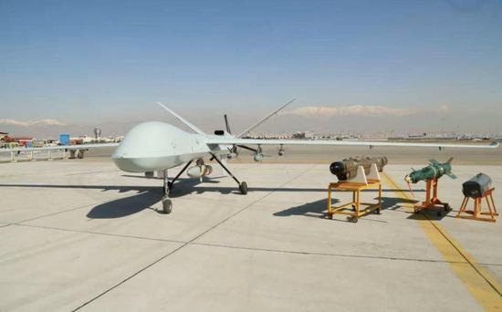 Từ đoạn video gây rúng động, giải mã khả năng và sức mạnh của phi đội UAV của Iran ảnh 2