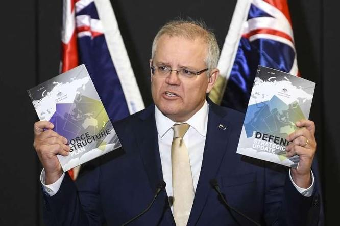 Đài Loan nói đang chuẩn bị cho chiến tranh với Đại Lục, Australia lên tiếng ủng hộ ảnh 4