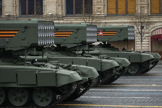 Khám phá các vũ khí, khí tài quân sự Nga xuất hiện trong cuộc duyệt binh ngày 9/5 ảnh 10