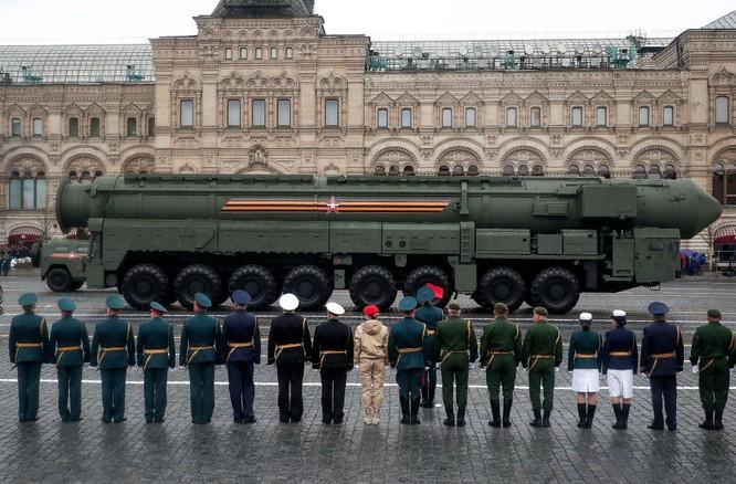 Khám phá các vũ khí, khí tài quân sự Nga xuất hiện trong cuộc duyệt binh ngày 9/5 ảnh 11