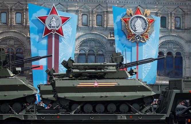 Khám phá các vũ khí, khí tài quân sự Nga xuất hiện trong cuộc duyệt binh ngày 9/5 ảnh 9