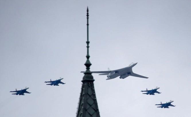 Khám phá các vũ khí, khí tài quân sự Nga xuất hiện trong cuộc duyệt binh ngày 9/5 ảnh 14