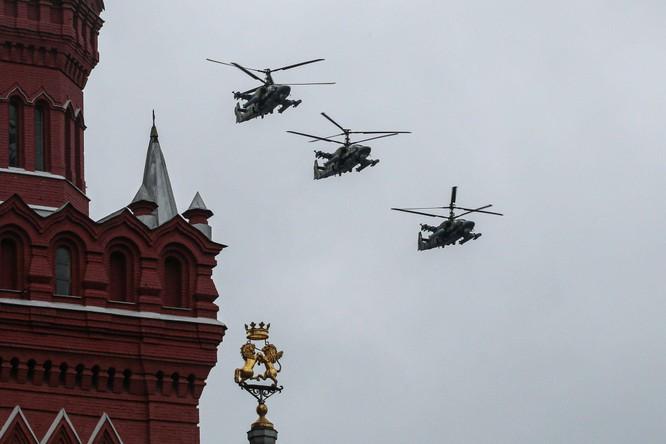 Khám phá các vũ khí, khí tài quân sự Nga xuất hiện trong cuộc duyệt binh ngày 9/5 ảnh 12