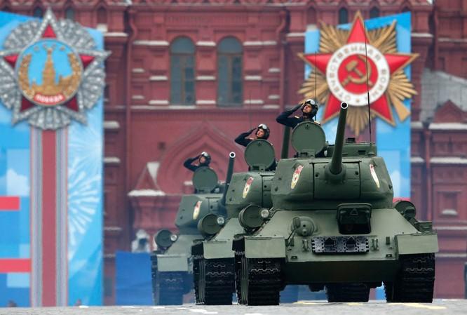 Khám phá các vũ khí, khí tài quân sự Nga xuất hiện trong cuộc duyệt binh ngày 9/5 ảnh 6
