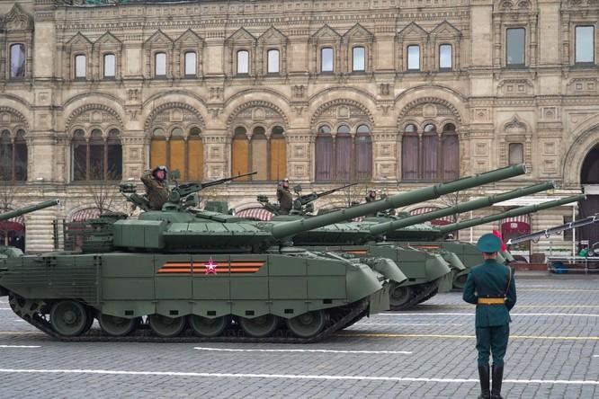 Khám phá các vũ khí, khí tài quân sự Nga xuất hiện trong cuộc duyệt binh ngày 9/5 ảnh 7