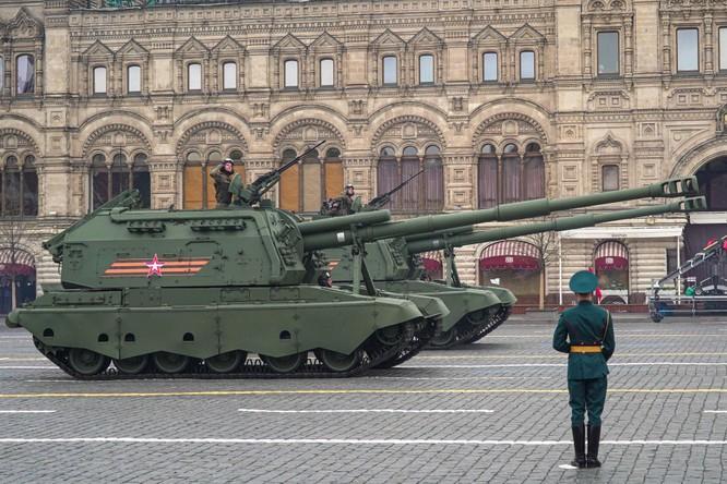 Khám phá các vũ khí, khí tài quân sự Nga xuất hiện trong cuộc duyệt binh ngày 9/5 ảnh 8