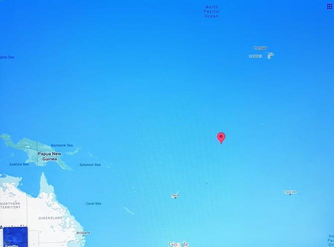 Báo Anh cảnh báo Trung Quốc định xây căn cứ quân sự gần Hawaii ảnh 1